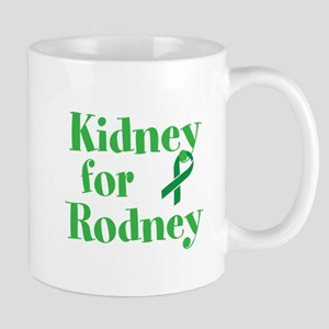 Personalize,Kidney for ___. Mug